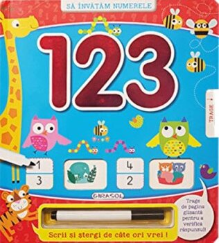 Scrii si stergi - 123/*** imagine elefant.ro 2021-2022