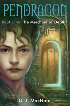The Merchant of Death, Hardcover/D. J. Machale poza cate