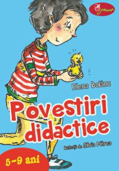 Povestiri didactice/Elena Bolanu