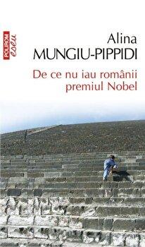 De ce nu iau romanii premiul Nobel-Alina Mungiu-Pippidi imagine