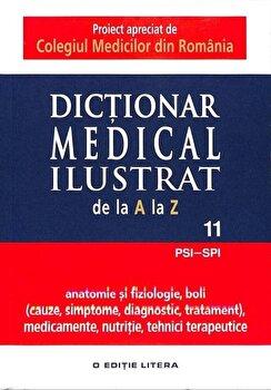 Imagine Dictionar Medical Ilustrat De La A Z - Vol - 11 - ***