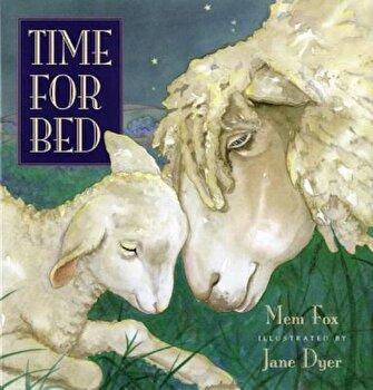 Time for Bed, Hardcover/Mem Fox imagine