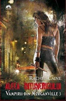 Aleea intunericului, Vampirii din Morganville, Vol. 3/Rachel Caine