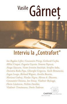 Interviu la Contrafort/Vasile Garnet imagine elefant.ro