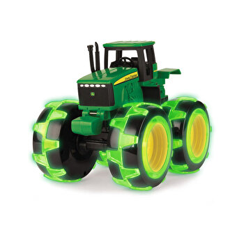 John Deere - Tractor cu roti luminate