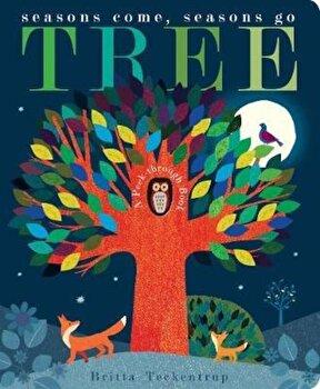 Tree, Hardcover/Patricia Hegarty poza cate