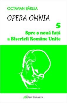 Coperta Carte Spre o noua fata a Bisericii Romane Unite