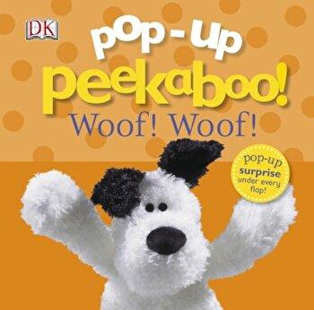Pop-Up Peekaboo! Woof Woof!/*** poza cate