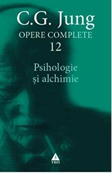 Opere Jung vol. 12 - Psihologie si alchimie/Carl Gustav Jung imagine