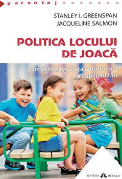 Politica locului de joaca/Jacqueline Salmon