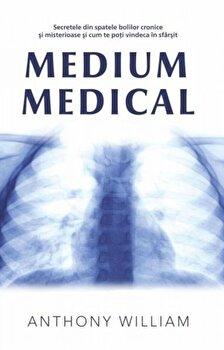 Medium medical/Anthony William imagine elefant.ro 2021-2022
