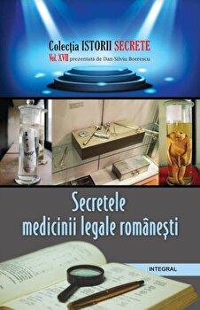 Imagine Secretele Medicinii Legale Romanesti - dan Silviu Boerescu