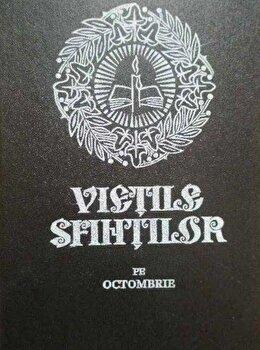 Vietile sfintilor pe octombrie/Arhimandrit Ioanichie Balan imagine