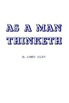 As a Man Thinketh, Paperback/James Allen poza cate