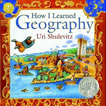 How I Learned Geography, Hardcover/Uri Shulevitz poza cate