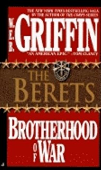 The Berets, Paperback/W. E. B. Griffin poza cate