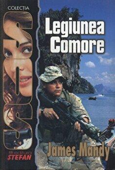 Legiunea Comore/James Mandy imagine elefant 2021