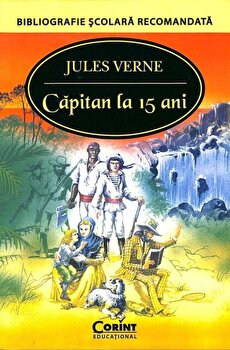 Capitan la 15 ani/Jules Verne imagine