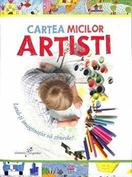Coperta Carte Cartea micilor artisti