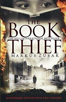 The Book Thief/Markus Zusak poza cate