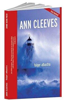 Fulger albastru/Ann Cleeves imagine