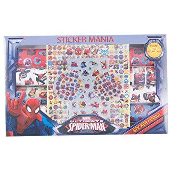 Set 450 abtibilduri Spider-Man