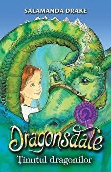 Dragonsdale - Tinutul Dragonilor/Salamanda Drake imagine elefant.ro 2021-2022
