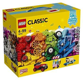 LEGO Classic, Caramidute in miscare 10715