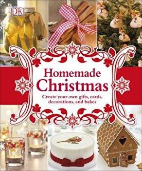 Homemade Christmas, Hardcover/DK poza cate
