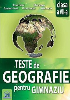 Teste de geografie. Clasa a VII-a/***