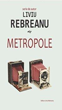 Coperta Carte Metropole