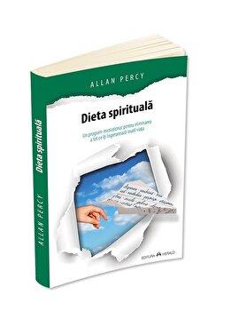 Imagine  Dieta Spirituala: Un Program Revolutionar Pentru Eliminarea A Tot