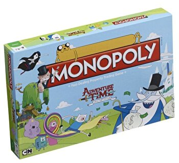 Joc Monopoly - Adventure Time