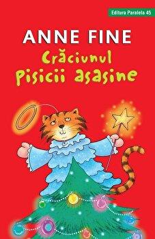 Craciunul pisicii asasine (editie cartonata)/Anne Fine