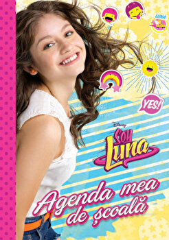 Soy Luna. Agenda mea de scoala/***