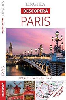 Descopera Paris, Ed. I/*** imagine elefant.ro 2021-2022