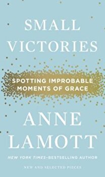 Small Victories: Spotting Improbable Moments of Grace, Hardcover/Anne Lamott poza cate