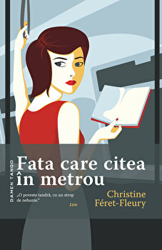 Fata care citea in metrou/Christine Feret Fleury imagine elefant 2021