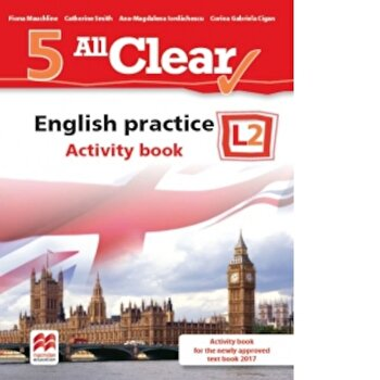 Motivate! English practice. Activity book. L 2 (clasa a V-a)/***