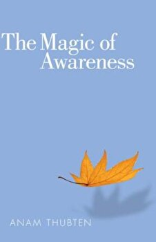 The Magic of Awareness, Paperback/Anam Thubten imagine