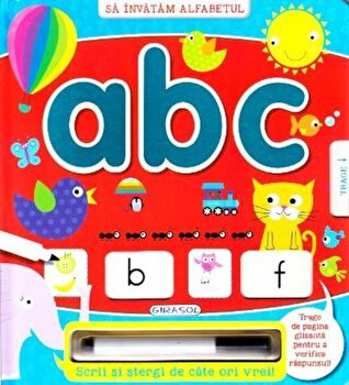 Scrii si stergi - ABC/*** imagine
