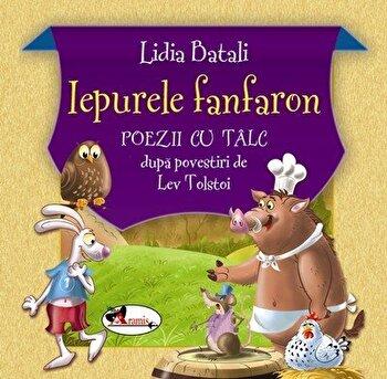 Iepurele fanfaron/Lidia Batali