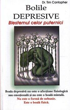 Bolile depresive - blestemul celor puternici/Tim Cantopher imagine elefant.ro 2021-2022