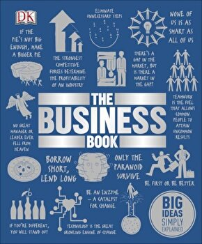 The Business Book/DK poza cate
