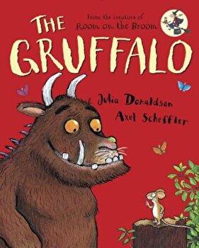 The Gruffalo, Paperback/Julia Donaldson poza cate