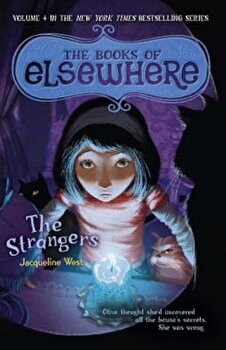 The Strangers, Paperback/Jacqueline West poza cate