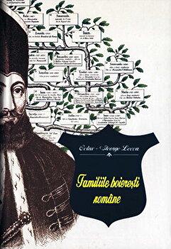 Familiile boieresti romane-Octav-George Lecca imagine