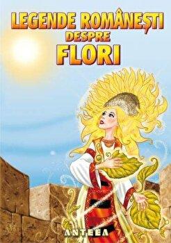 Legende romanesti despre flori/*** imagine elefant 2021