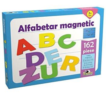 joc educativ - Alfabetar magnetic