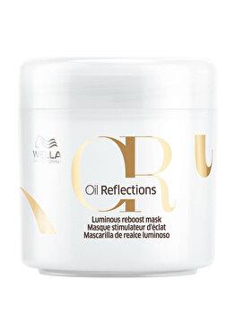 Masca de par Wella Professionals Luminous Oil Reflections, 150 ml imagine produs